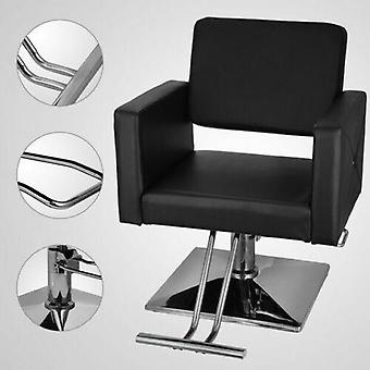 Hydraulic Barber Chair, Pu Leather Styling Salon Modern Hairdresser, Tattoo &
