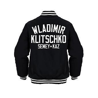 Wladimir Klitschko Boxing Legend Jacket