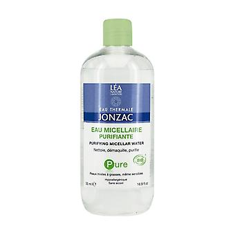 Pure micellar water combination to oily skin 500 ml