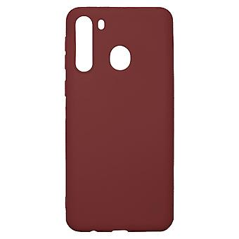 Ultra-Slim Case compatible with Samsung Galaxy A21 | In Wine,