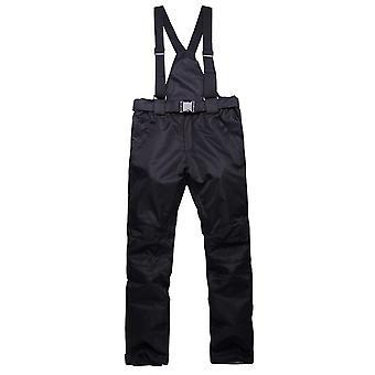 Waterproof Windproof Unisex Winter Skiing Snowboarding Thick Warm Pants