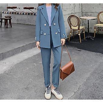 Lange mouwen Blazer Suits