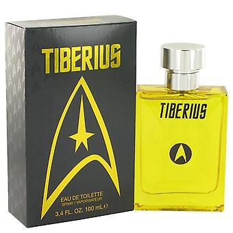 Star Trek Tiberius Eau De Toilette Spray By Star Trek 3.4 oz Eau De Toilette Spray