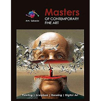 Masters of Contemporary Fine Art Book Collection - Volume 1 (Painting