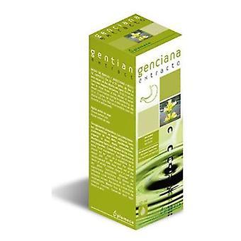 Plameca alkohol-fri Gentian extrakt