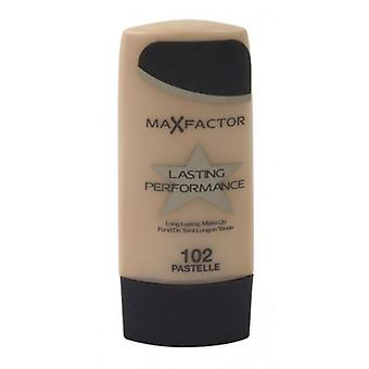Max Factor 3 X Max Factor Lasting Performance Foundation - Soft Beige 105
