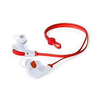 Bluetooth Sports Headphones Red