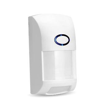 Älykäs Wi-Fi-infrapunalähteet hälytys kehon hälytys kotitalouksien liiketunnistin Kannettava Yhteensopiva Tuya APP heijastavan peilintunnistusteknologian kanssa, voittaa tehokkaasti perinteiset puutteet ilmaisimien hiipiminen ja indeksointi