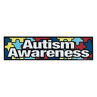 Magnet, Autisme Awareness, 10,75&X 2,75&X;