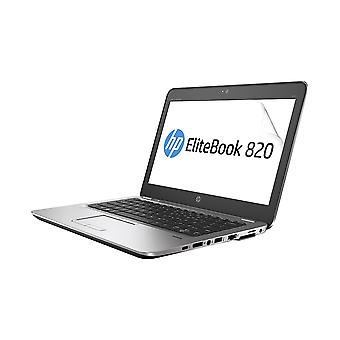 Celicious Matte Anti-Glare Screen Protector Film Compatible with HP Elitebook 820 G3 (Touch) [Pack of 2]