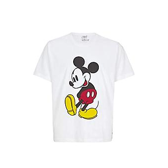 s.Oliver Big Size 131.14.004.12.130.2052535 T-Shirt, 01a1 Nairobi Black/IV.w, XXL Men