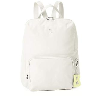 BOGNERVerbier Maxi Backpack MvzDonnaZainiBianco (White)4x32x27 Centimeters (B x H x T)