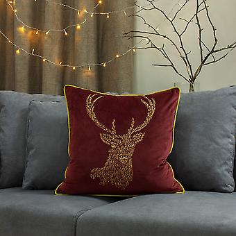 Furn Forest Stag Cushion Cover