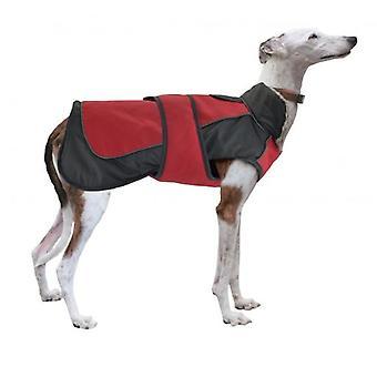 Nayeco耐水ジャケットX-トレックレッド30Cm (犬、犬の服、コート、ケープ)