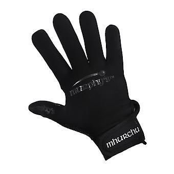 Murphy's Gaelic Gloves Junior 4 / Moins de 8 ans Noir