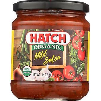 Hatch Salsa Mild, Case of 8 X 16 Oz
