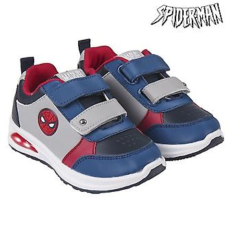LED Trainers Spiderman