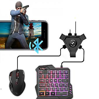 Pubg Mobile Game Adapter Plug And Play Converter