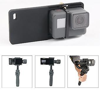 ゴプロ用カメラマウントプレートアダプター