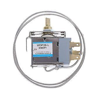 Kylskåp tillbehör kylskåp termostat delar hushållsmetall temperaturregulator sm159633