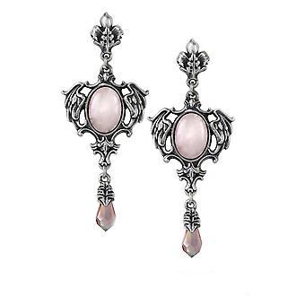 Alchemy Gothic Seraph of Light Drop Earrings