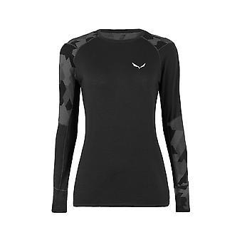 Salewa Cristallo Warm Amr W 282060910 trening hele året kvinner t-skjorte