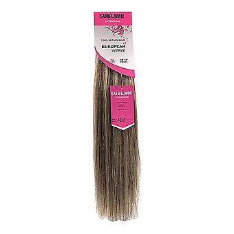 "Haarverlängerungen Extensions European Weave Diamond Girl 18"" Nº P4/613"
