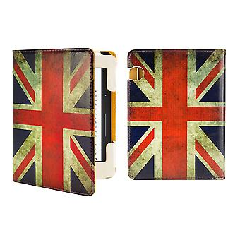 Design book case cover for Amazon Kindle Voyage - Union Jack