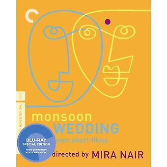 Monsoon Wedding [BLU-RAY] USA importare