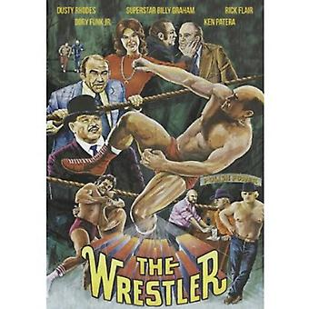 Wrestler [DVD] USA import