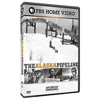 American Experience - Alaska-Pipeline [DVD] USA import