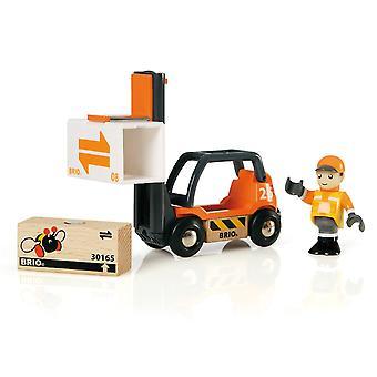 BRIO 33573 gaffeltruck
