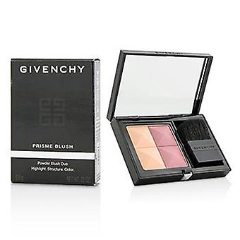 Givenchy Prisme Blush Powder Blush Duo - #06 Romantica - 6.5g/0.22oz
