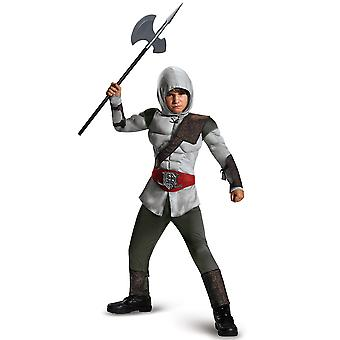 Nomad Hunter Assassin Assassin's Creed Muscle Dress Up Child Boy Costume