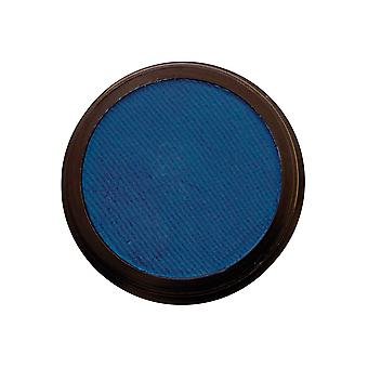 Make-up en wimpers Professional water make-up parel blauw