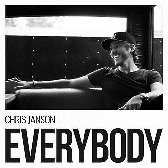 Chris Janson - alla [CD] USA import