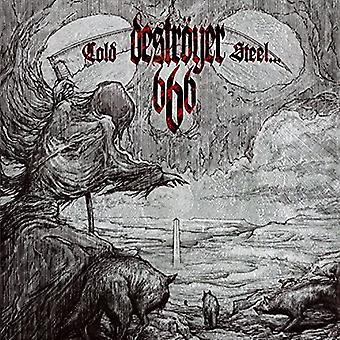 Destroyer 666 - Cold Steel or an Iron Age [Vinyl] USA import
