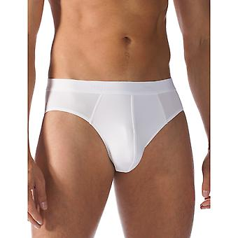 Mey 41541-101 Men's Cool White Solid Colour Brief