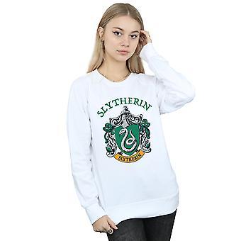 Harry Potter Slytherin cresta sudadera mujer