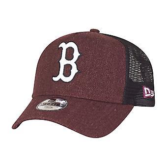 Ny æra Trucker lue - maroon barn LYNG Boston Sox