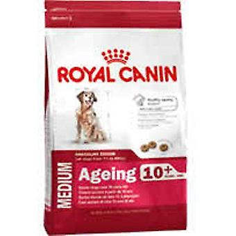 Βασιλικό Canin Maxi γήρανση 8 + σκύλοι φαγητό 15kg