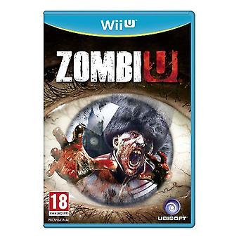 ZombiU (Nintendo Wii U) - New