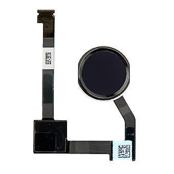 For iPad Air 2 - iPad Mini 4 - iPad Pro 12,9 - Home knap - sort