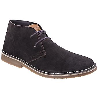 Cotswold Mens Fairford Desert Boot Brown