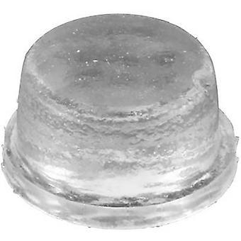 القدم شفاف المضادة للانزلاق، واللصق، والتعميم (Ø س ح) pc(s) 9.5 مم × 3.2 مم 1