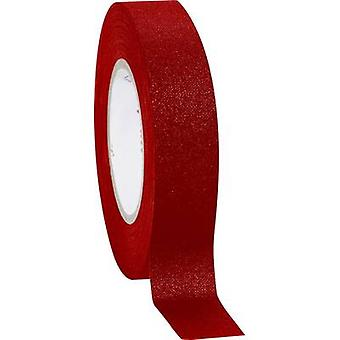 Coroplast 39756 39756 Cloth tape Red (L x W) 10 m x 19 mm 1 Rolls