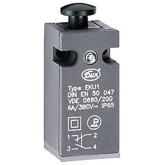Schlegel EKU1-KD Limit switch 380 V AC 6 A Tappet momentary IP65 1 pc(s)