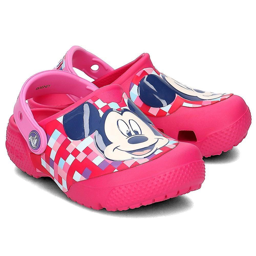Crocs Funlab Mickey Clog 2047086x0 Universal All Year Infants Shoes