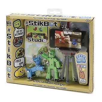 Stikbot Studio Deluxe w/ Pet