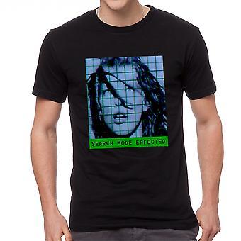 The Fifth Element Search Mode Men's Black T-shirt